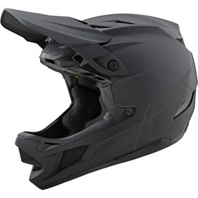 Troy Lee Designs D4 Composite MIPS Mirage Helm stealth black/grey